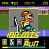 100mtsrun game