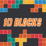 10 Blocks game