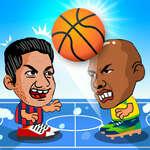 2 speler HoofdBasketbal
