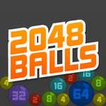 2048 Labdák játék