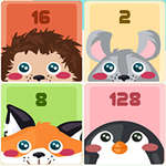 2048 Cuteness Edition game