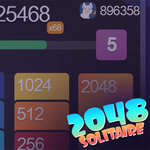 2048 Solitaire game