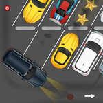 2D Car Parking game