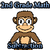 2nd Grade Math Subtraction game