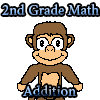 2nd Grade Math Addition game