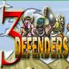 3 verdedigers spel