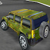 3D Hummer yarış oyunu
