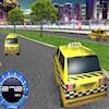 3D Taxi Racing játék