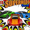 3D SuperHero Racer game