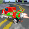 3D Jet Truck game