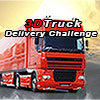 3D Truck Delivery Challenge game