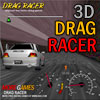 3D Drag Racer game