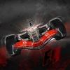 3D F1 yarış oyunu