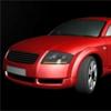 3D-s Audi játék