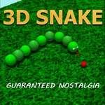 3D SNAKE Spiel