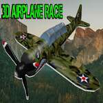 3d Airplane Race Simulator game
