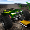 4 x 4 Monster 2 spel