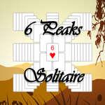 6 Peaks Solitaire Spiel