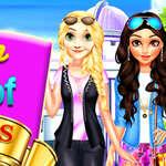 Een dag in het leven van Princess College spel