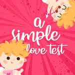 a Simple Love Test game