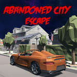 Abandoned City Escape game