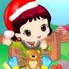 Imádnivaló baba lány Traffic Control játék