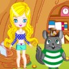 Chinchilla mascota adorable juego