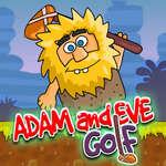 Адам и Ева Голф игра