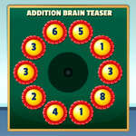 Addition Brain Teaser Spiel