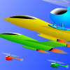 Aero uçuş Madness oyunu
