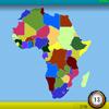 Африка GeoQuest игра