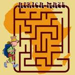 Africa Maze game