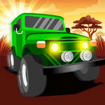 Africa Jeep Race game