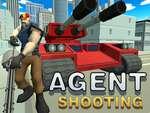 Агент Стрелба игра