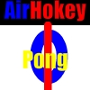 Levegő Hokey Pong játék