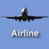 Línea aérea juego