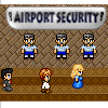Airport Security game