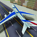 Airplane Fly Simulator game