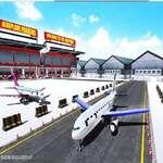 Flugzeug Parkplatz Mania Simulator 2019 Spiel