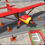 Air Plane Parking 3d game