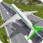 Avión Fly Avión de vuelo 3D juego