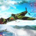 A második világháború légikutyái játék