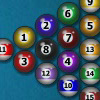 AlilG multijoueur Eight-ball 8-Ball billard jeu