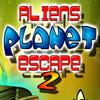 Cudzej planéte Escape - 3 hra