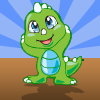 Alien Dino Spiel