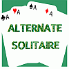 Alternate Solitaire game