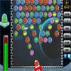 Uzaylı balon vurma oyunu
