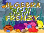 Frenzia de pește algebrică joc