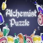 Alchemist Puzzle Spiel