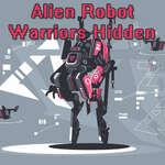 Alien Robot Warrior Hidden game